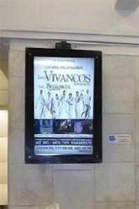 Реклама в метро на ЖКИ-экранах