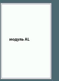 Световой указатель модуль AL