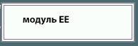 Световой указатель модуль EE