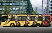 Реклама в автобусах, троллейбусах итрамваях